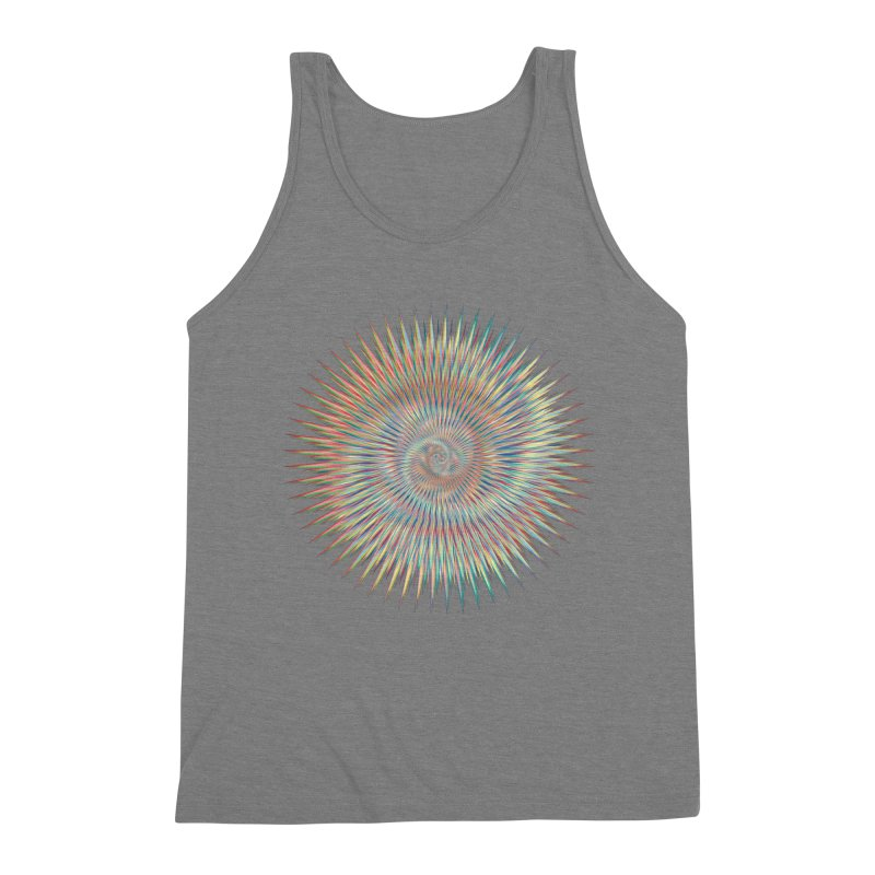 some people believe in things  Men's Triblend Tank by upso's Artist Shop