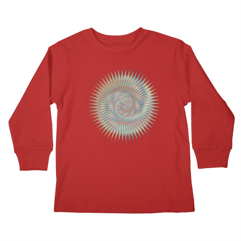 some people believe in things  Kids Longsleeve T-Shirt by upso's Artist Shop