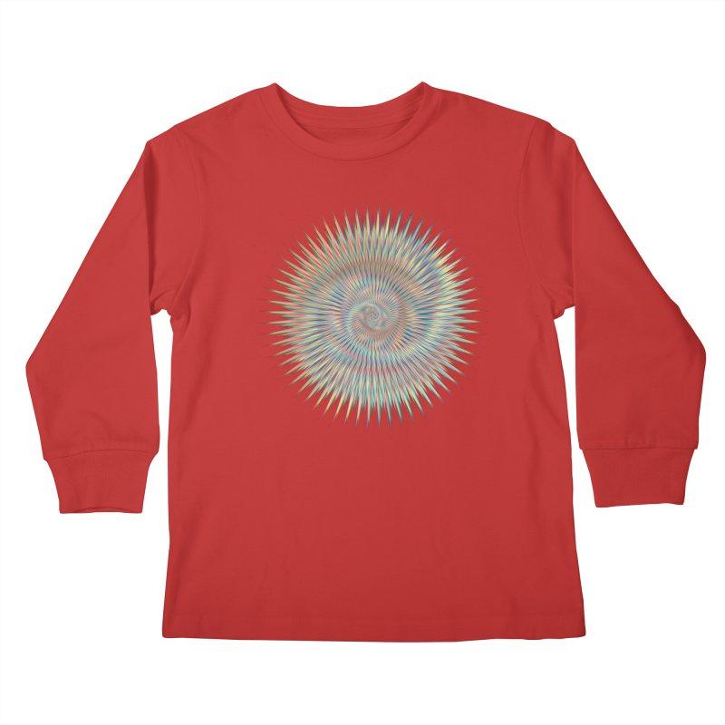 some people believe in things  Kids Longsleeve T-Shirt by upso's Artist Shop