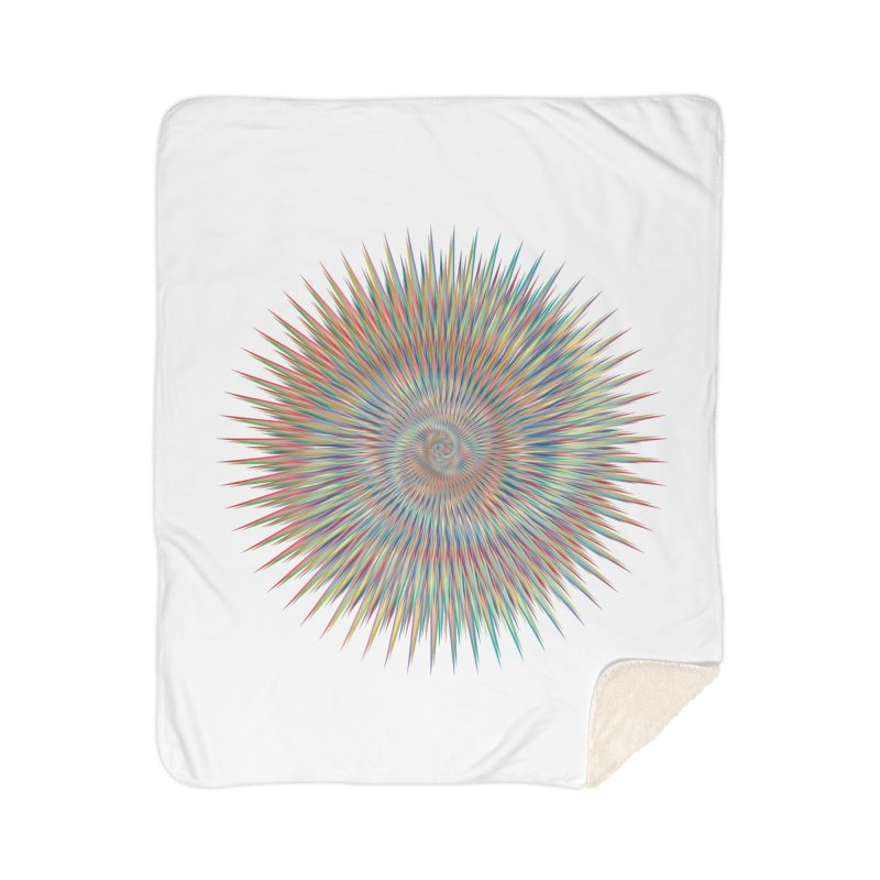 some people believe in things  Home Blanket by upso's Artist Shop
