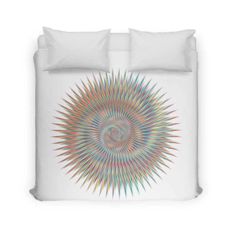 some people believe in things  Home Duvet by upso's Artist Shop