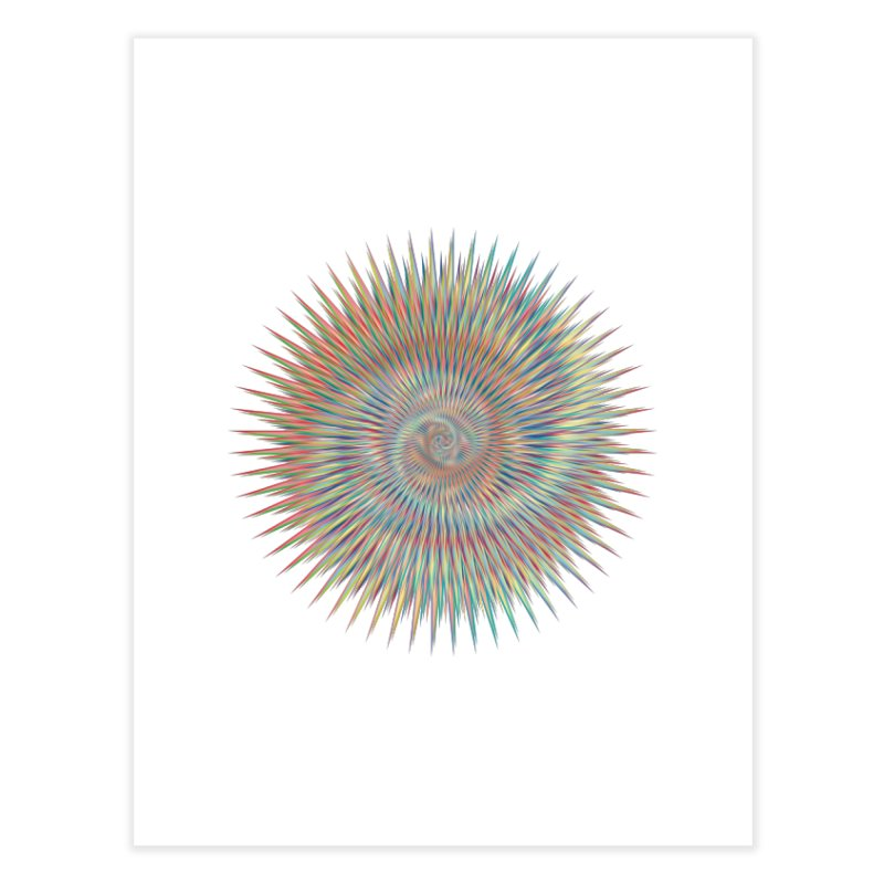 some people believe in things  Home Fine Art Print by upso's Artist Shop