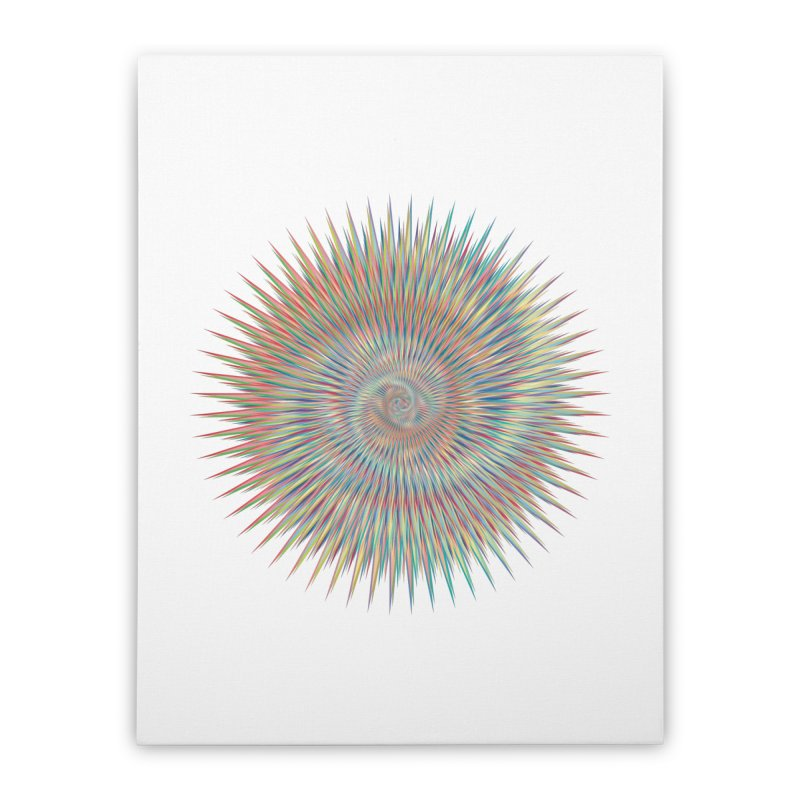 some people believe in things  Home Stretched Canvas by upso's Artist Shop