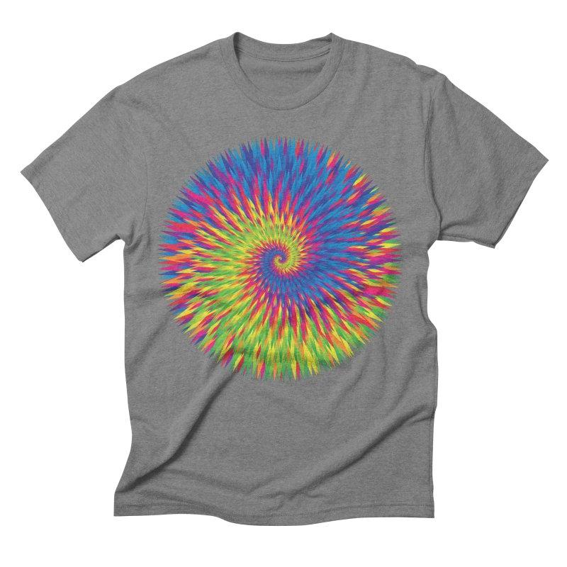 die yuppie scum Men's Triblend T-shirt by upso's Artist Shop