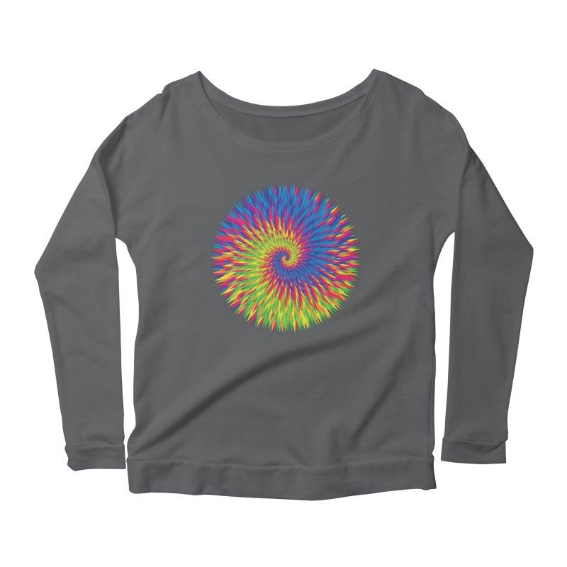 die yuppie scum Women's Scoop Neck Longsleeve T-Shirt by upso's Artist Shop