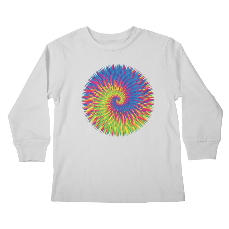die yuppie scum Kids Longsleeve T-Shirt by upso's Artist Shop