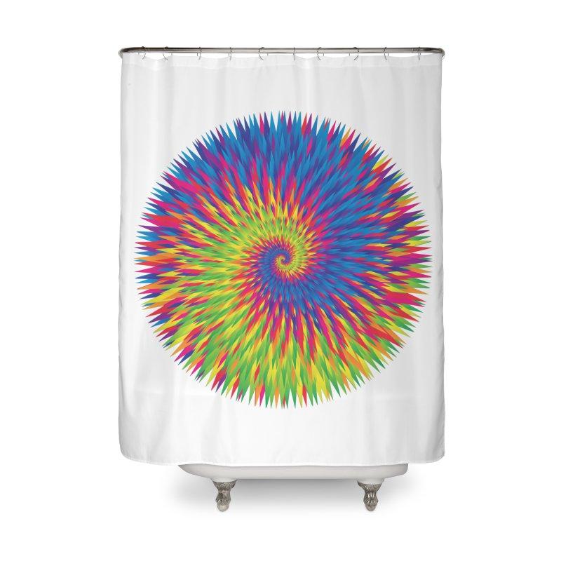 die yuppie scum Home Shower Curtain by upso's Artist Shop