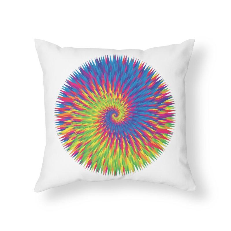 die yuppie scum Home Throw Pillow by upso's Artist Shop