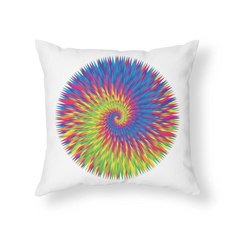 die yuppie scum Home Throw Pillow by upso's Artist Shop