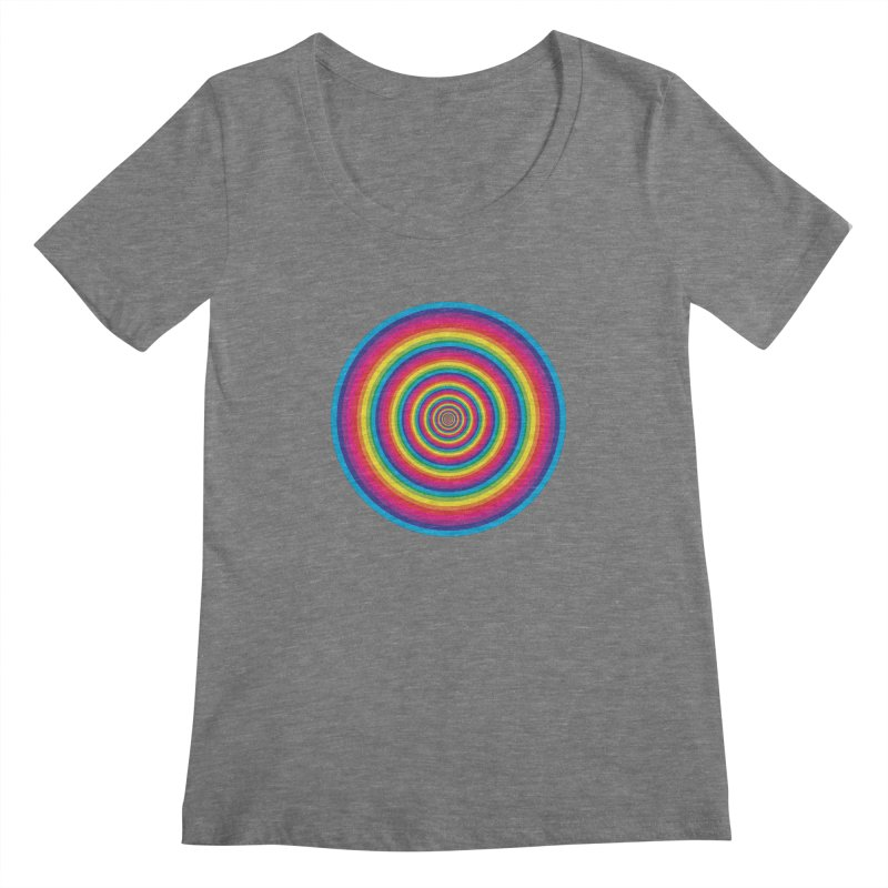 target pharmacy Women's Scoopneck by upso's Artist Shop