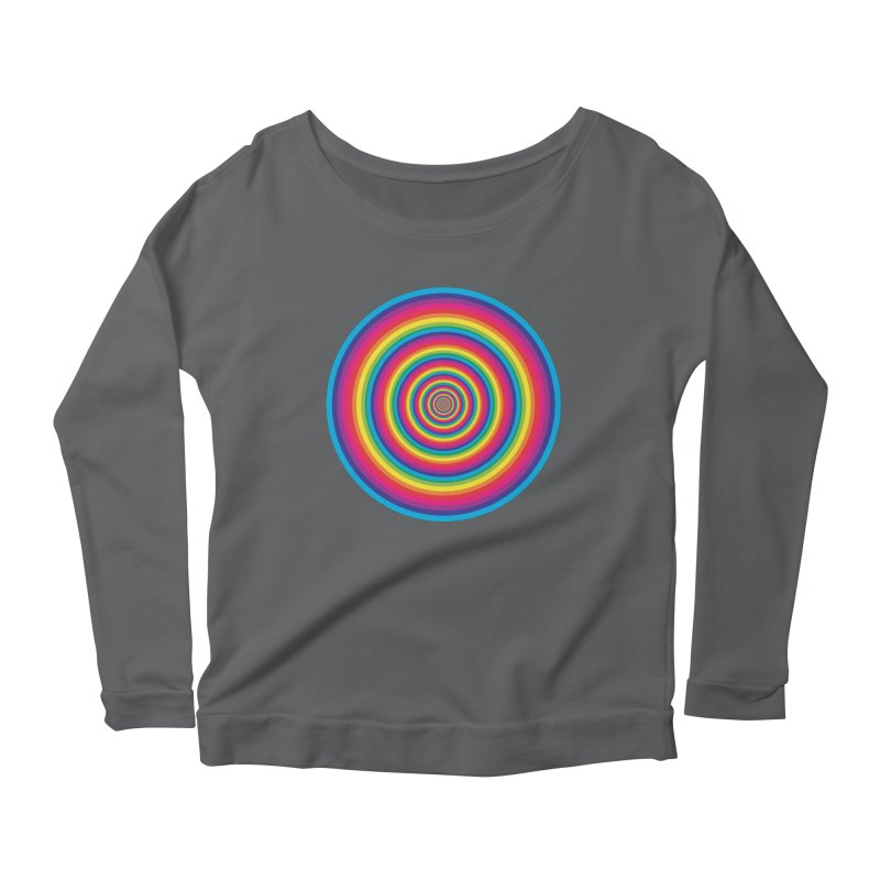 target pharmacy Women's Longsleeve Scoopneck  by upso's Artist Shop