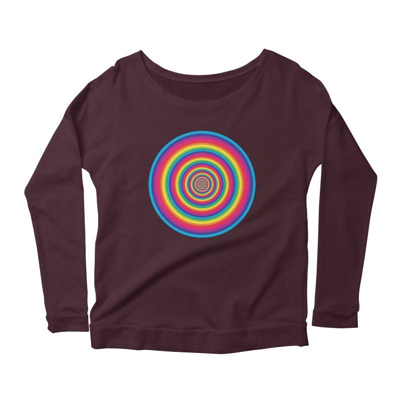 target pharmacy Women's Scoop Neck Longsleeve T-Shirt by upso's Artist Shop