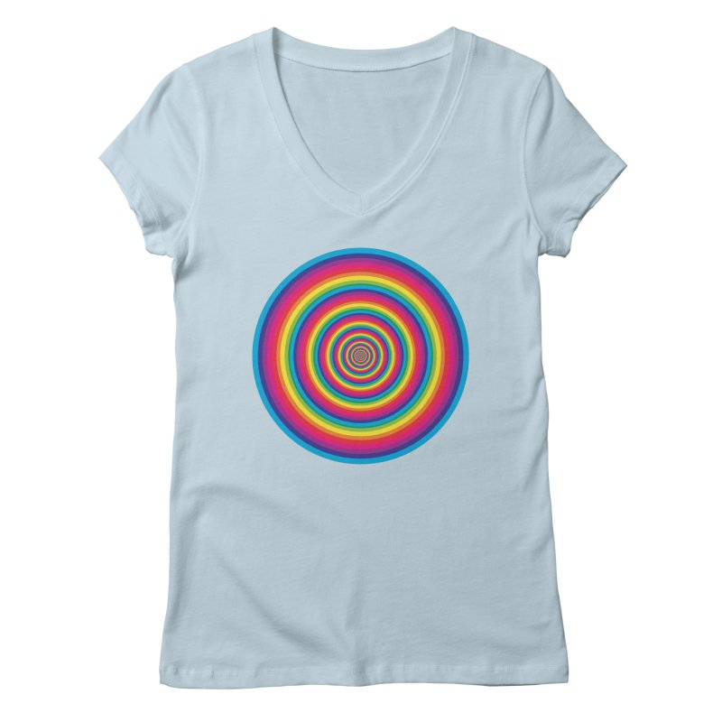 target pharmacy Women's Regular V-Neck by upso's Artist Shop