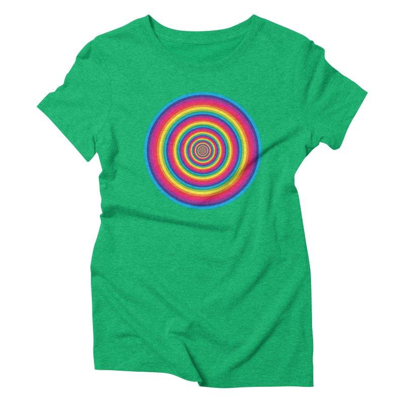 target pharmacy Women's Triblend T-shirt by upso's Artist Shop