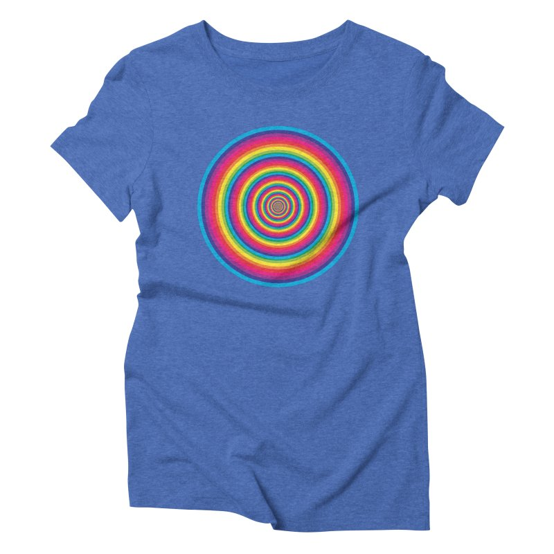 target pharmacy Women's Triblend T-shirt by upso's Artist Shop