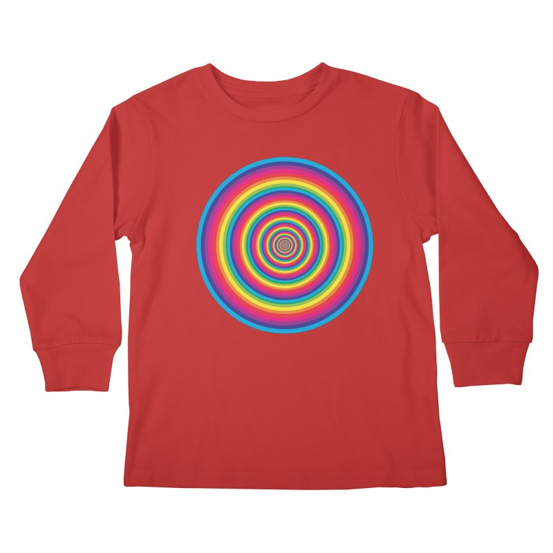 target pharmacy Kids Longsleeve T-Shirt by upso's Artist Shop