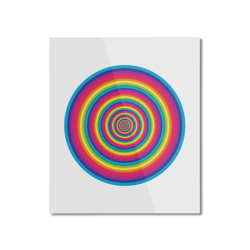 target pharmacy Home Mounted Aluminum Print by upso's Artist Shop