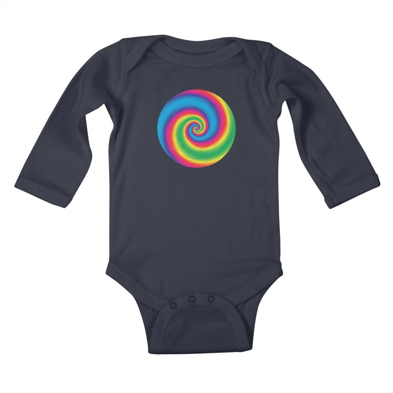what is snapchat Kids Baby Longsleeve Bodysuit by upso's Artist Shop