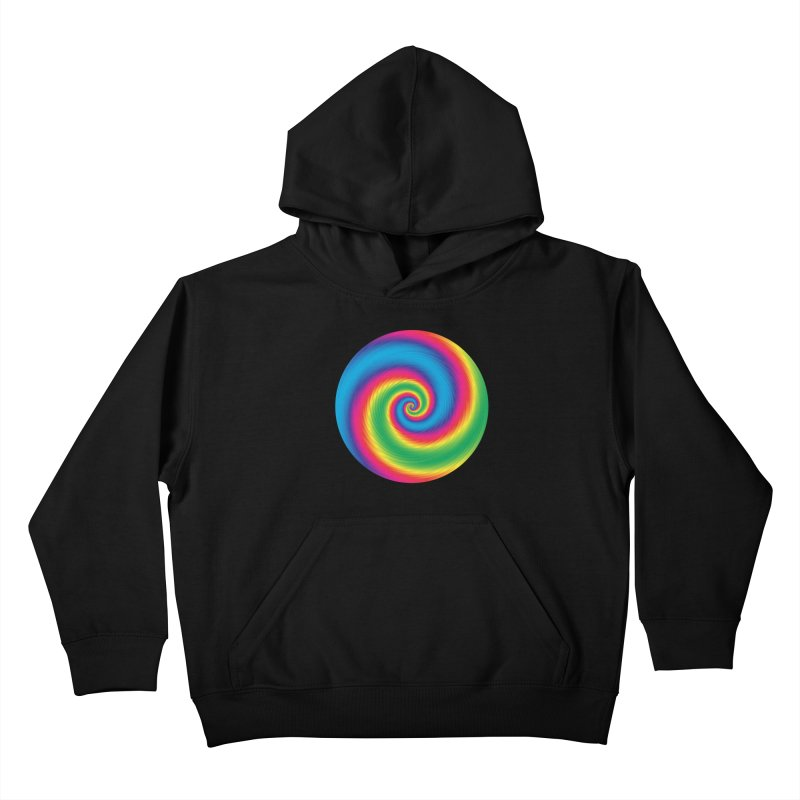 what is snapchat Kids Pullover Hoody by upso's Artist Shop