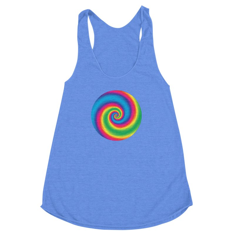 what is snapchat Women's Racerback Triblend Tank by upso's Artist Shop