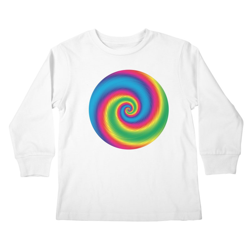 what is snapchat Kids Longsleeve T-Shirt by upso's Artist Shop
