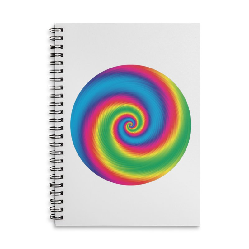what is snapchat Accessories Lined Spiral Notebook by upso's Artist Shop