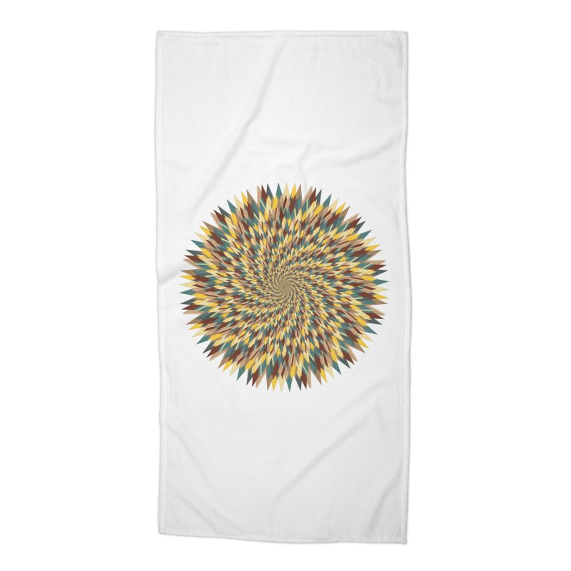 pancakes Accessories Beach Towel by upso's Artist Shop