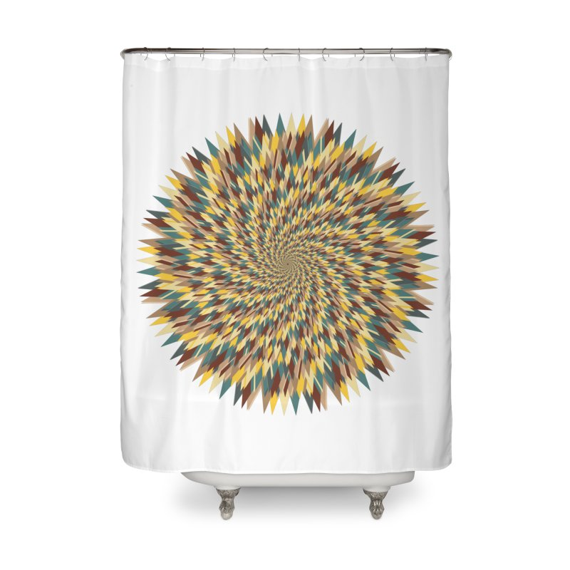 pancakes Home Shower Curtain by upso's Artist Shop