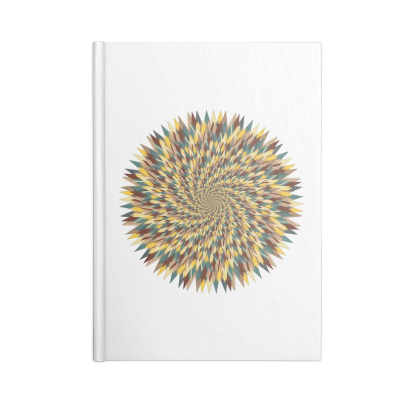 pancakes Accessories Lined Journal Notebook by upso's Artist Shop
