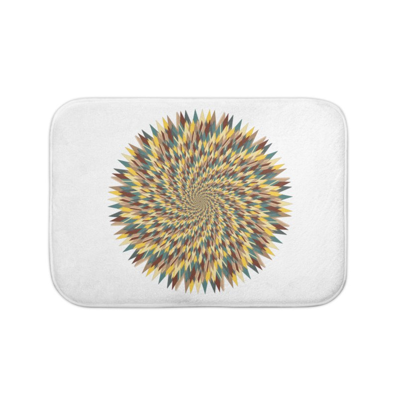 pancakes Home Bath Mat by upso's Artist Shop