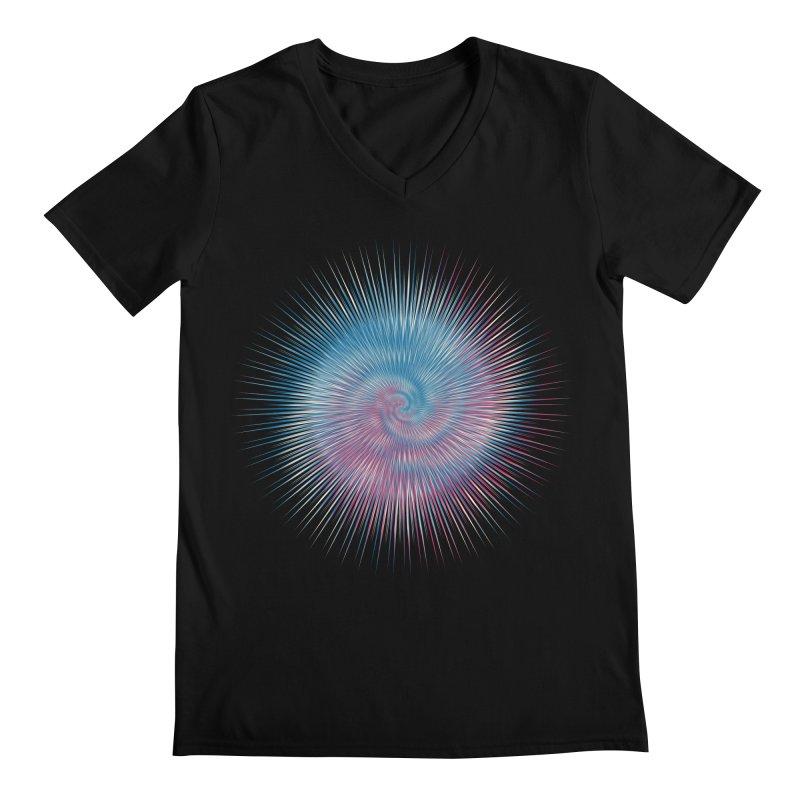 your favorite t shirt Men's Regular V-Neck by upso's Artist Shop