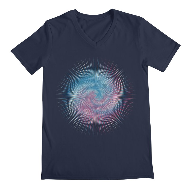 your favorite t shirt Men's Regular V-Neck by upso's Artist Shop