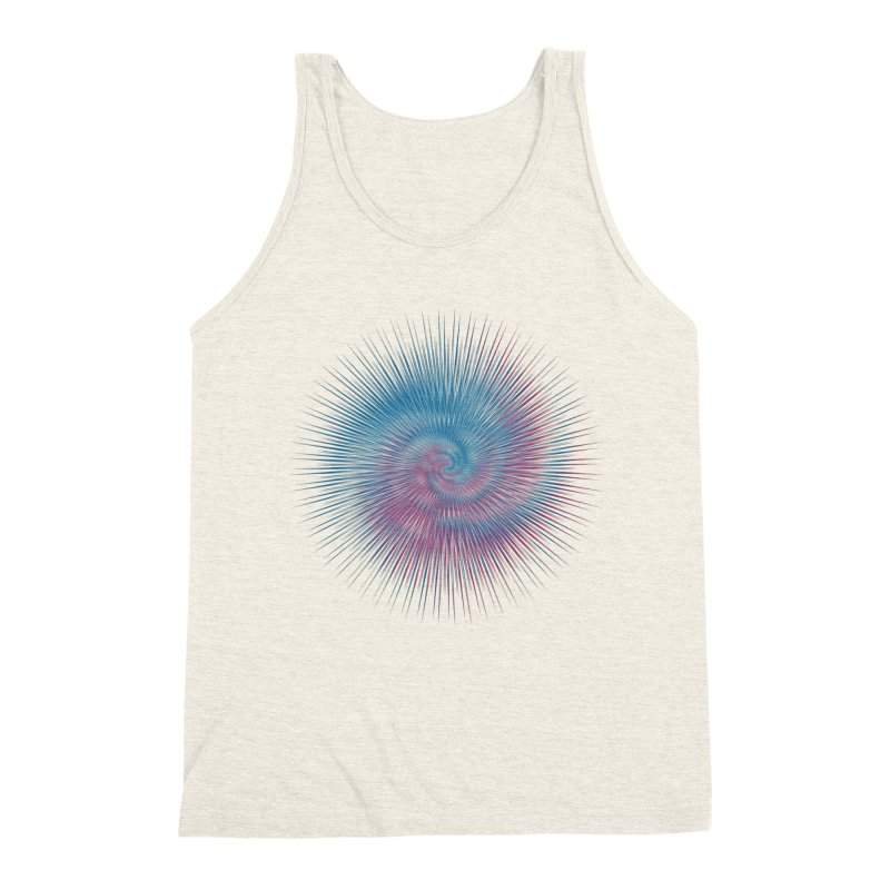 your favorite t shirt Men's Triblend Tank by upso's Artist Shop