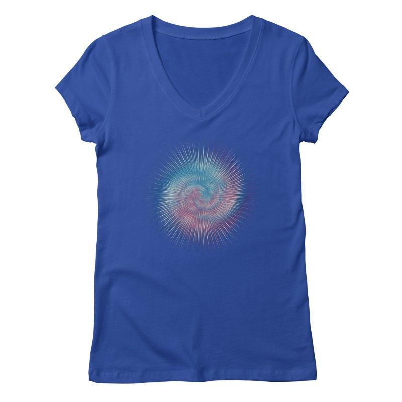 your favorite t shirt Women's V-Neck by upso's Artist Shop
