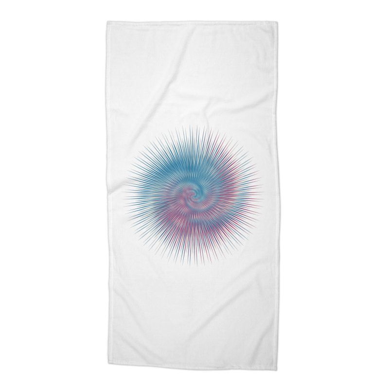 your favorite t shirt Accessories Beach Towel by upso's Artist Shop