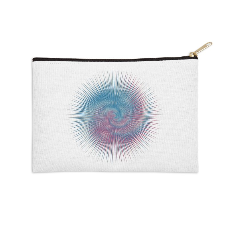your favorite t shirt Accessories Zip Pouch by upso's Artist Shop