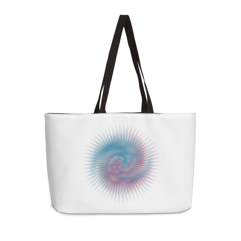 your favorite t shirt Accessories Weekender Bag Bag by upso's Artist Shop