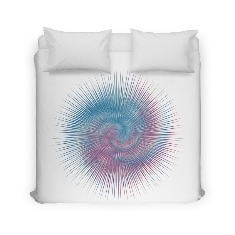 your favorite t shirt Home Duvet by upso's Artist Shop