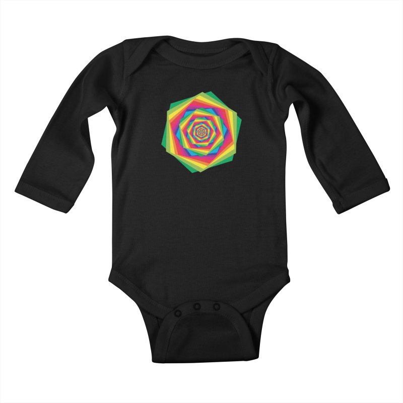 i hate to burst your bubble Kids Baby Longsleeve Bodysuit by upso's Artist Shop