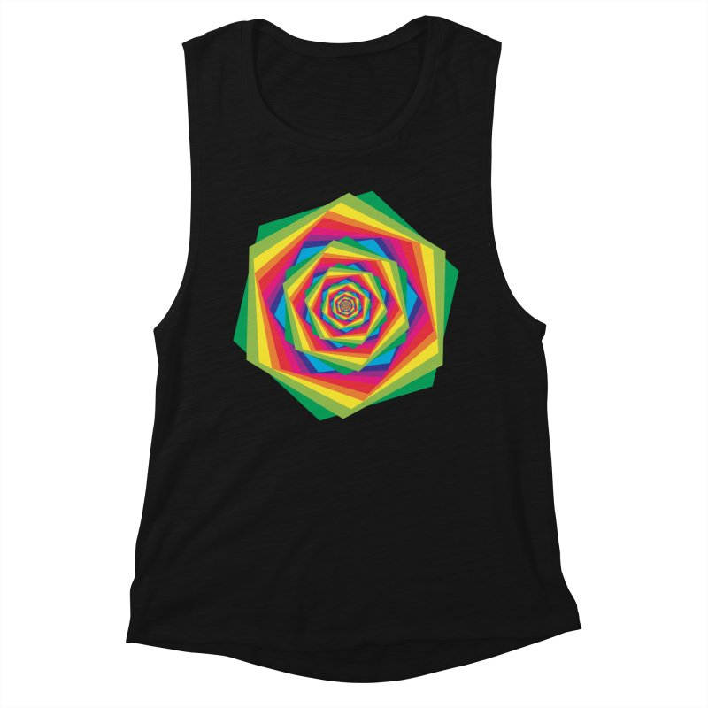 i hate to burst your bubble Women's Muscle Tank by upso's Artist Shop