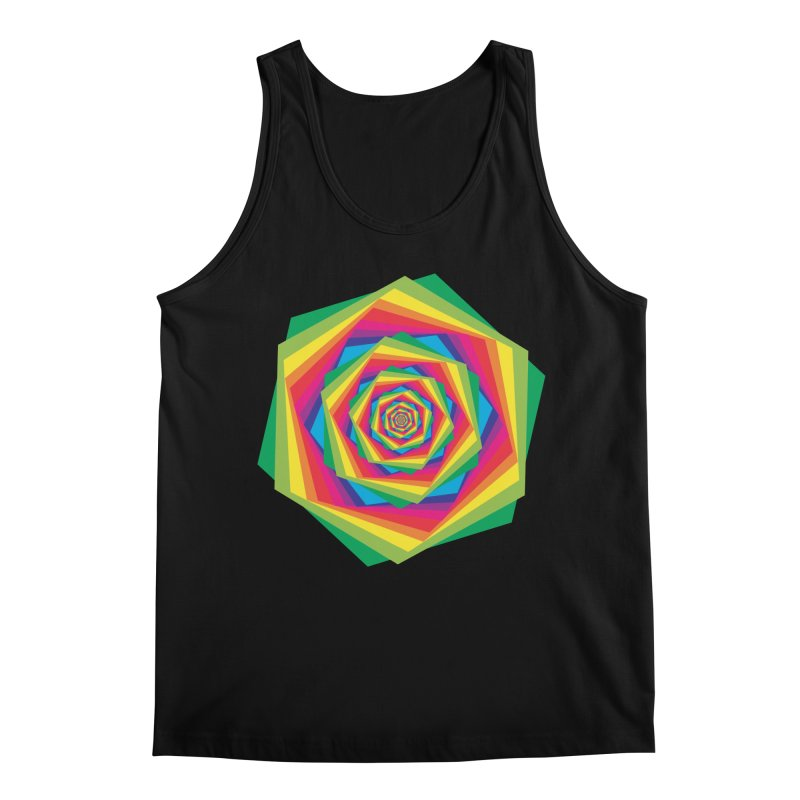 i hate to burst your bubble Men's Regular Tank by upso's Artist Shop