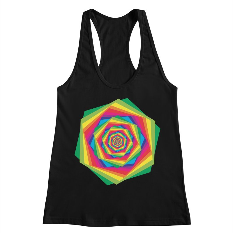 i hate to burst your bubble Women's Racerback Tank by upso's Artist Shop