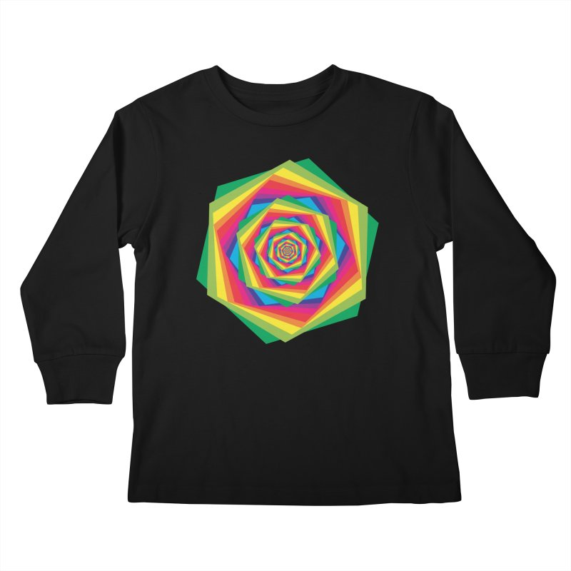i hate to burst your bubble Kids Longsleeve T-Shirt by upso's Artist Shop