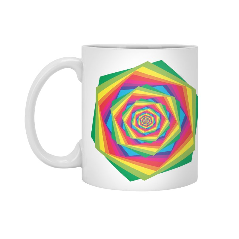 i hate to burst your bubble Accessories Standard Mug by upso's Artist Shop