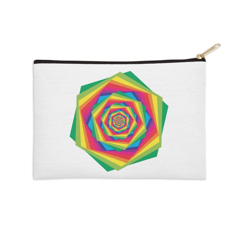 i hate to burst your bubble Accessories Zip Pouch by upso's Artist Shop