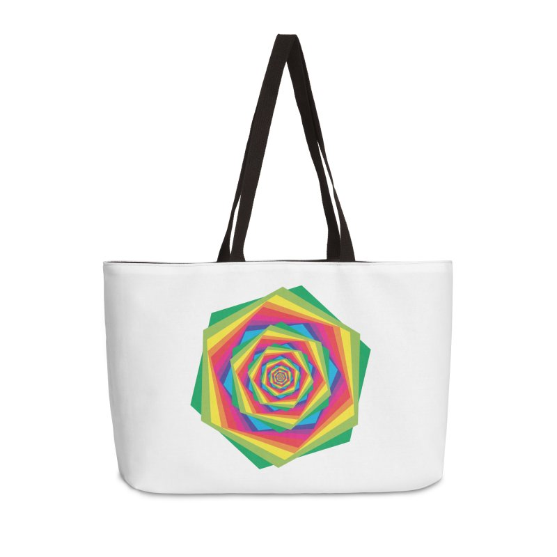 i hate to burst your bubble Accessories Weekender Bag Bag by upso's Artist Shop