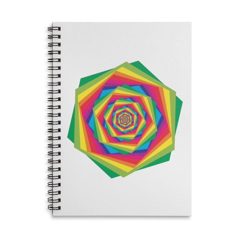 i hate to burst your bubble Accessories Lined Spiral Notebook by upso's Artist Shop