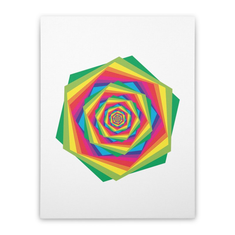 i hate to burst your bubble Home Stretched Canvas by upso's Artist Shop