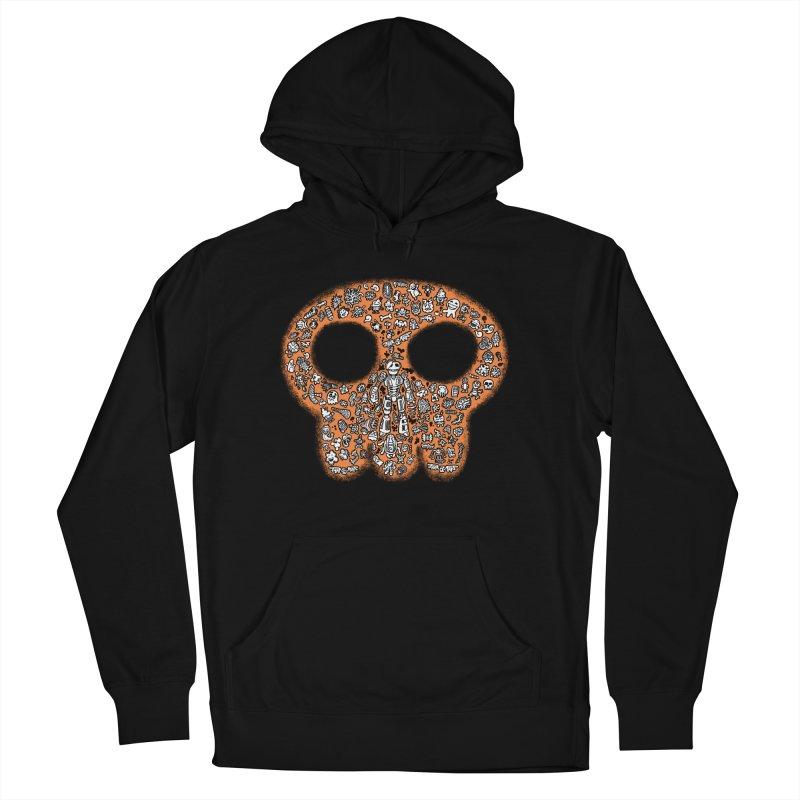 Skullcrobe Men's Pullover Hoody by upstartthunder's Artist Shop