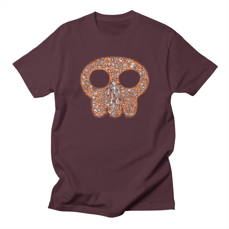Skullcrobe Men's Regular T-Shirt by upstartthunder's Artist Shop